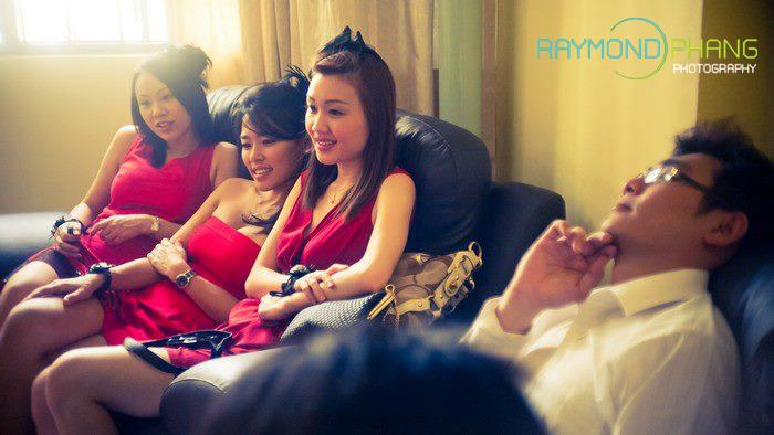 Raymond Phang (J&S) - Actual Day Wedding 13