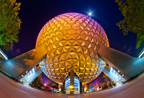 Spaceship Earth Dwarfs the Moon
