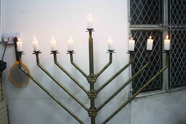 City Faith – Hanukkah Evening, Paharganj