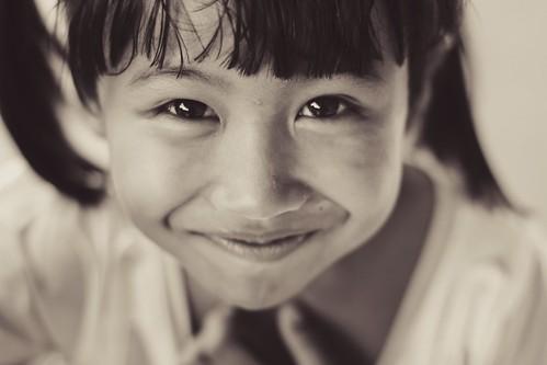 Smile by Pison Jaujip