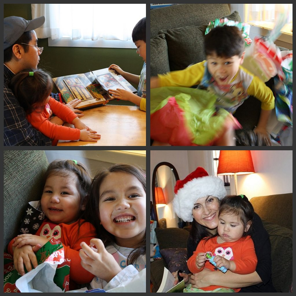 Christmas 2011 collage