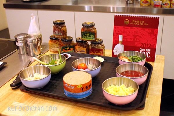 Singapore Food Blog: KeropokMan: Singapura Makan: Cooking with ...