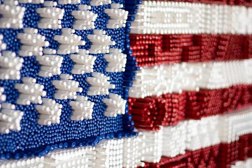 bullet flag