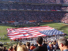 Denver vs New England 2011