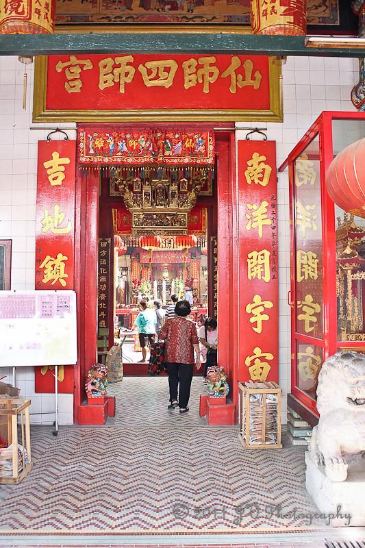 Kuala Lumpur's Oldest Taoist Temple