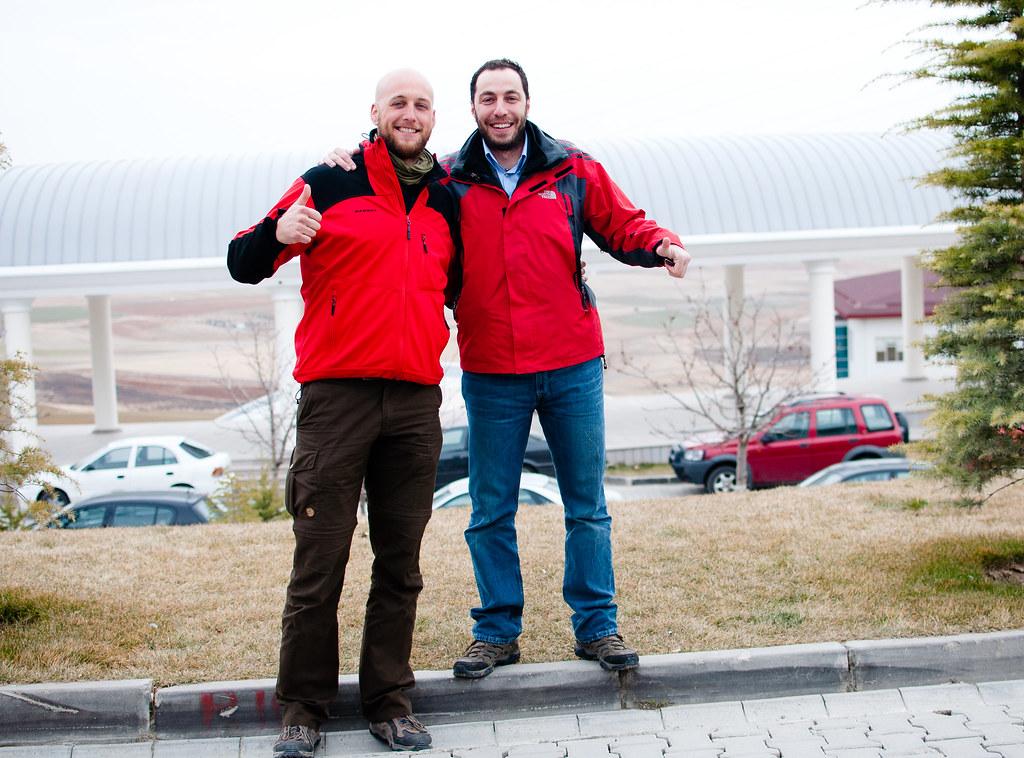Gürkan Genc & Me