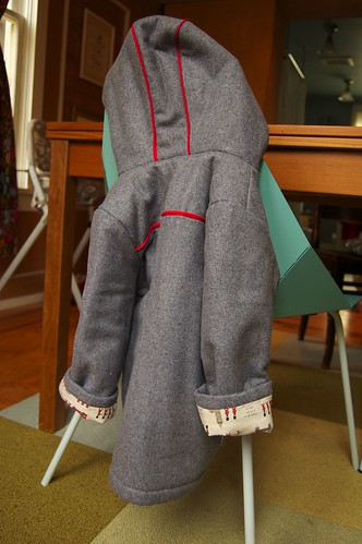 School Days Coat