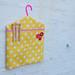 yellow peg bag