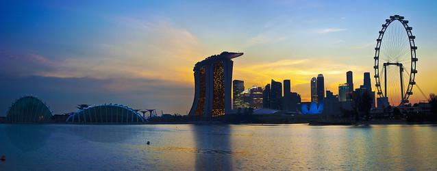 Singapore 2012 countdown