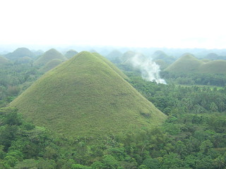 Chocolate Hills Phillipine