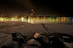 New Year's Eve in Kuopio (Version 2)