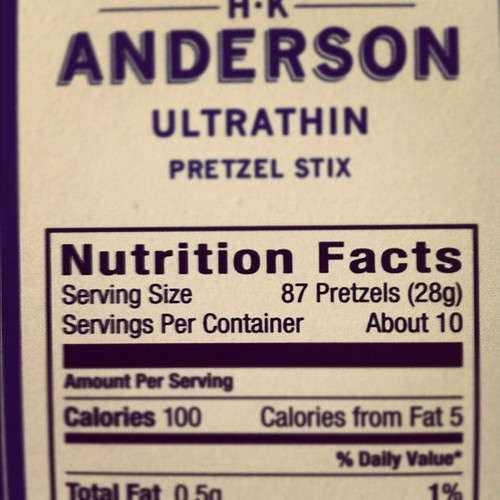 Now THIS is a serving size I can live with.