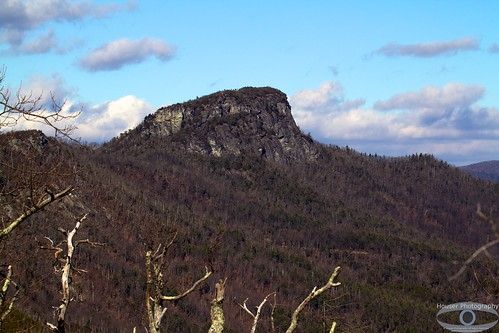 Table Rock near Chimney Gap 594