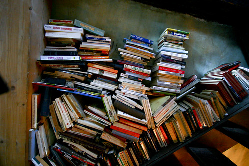Books without shelves