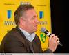 Paul Lambert at Aviva Event Norwich