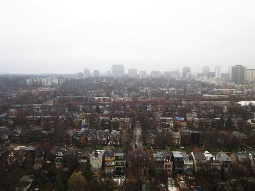 Toronto in January