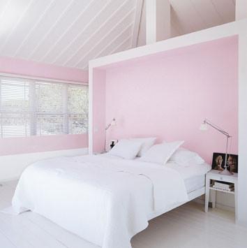 Light-Pink-Simple-Bedroom