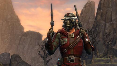 SWTOR Bounty Hunter Mercenary Build and Spec Guide