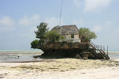 Tanzanie - TheRock, Pingwe - Zanzibar