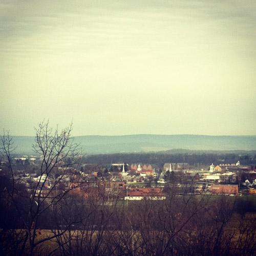 break-gettysburg-view