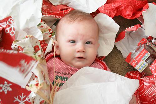 Christmas baby. :)