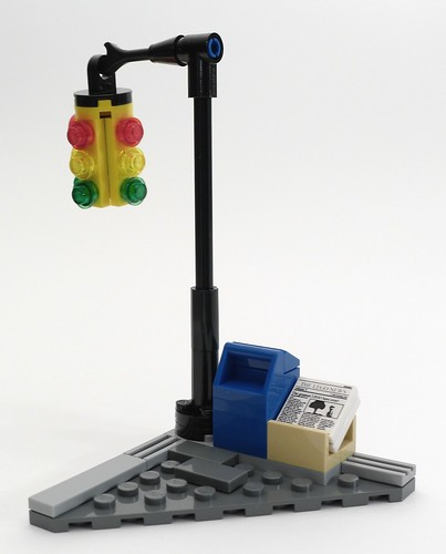 6858 Traffic Light