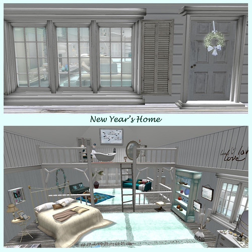 New Year's home
