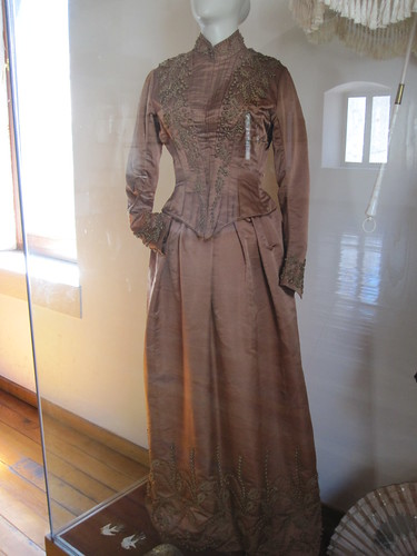 1900-luvun alun nainen by Anna Amnell