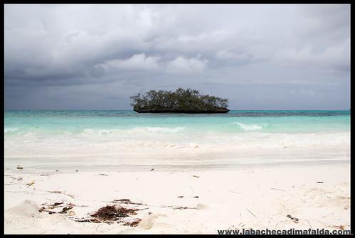 Luengoni beach nuova caledonia