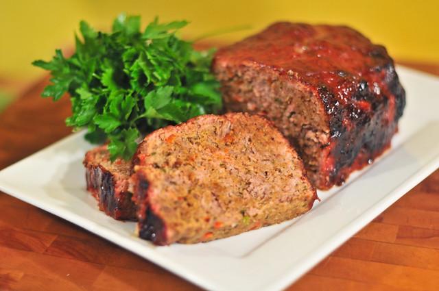 Planked Meatloaf