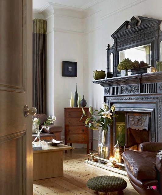Living Room Design Magazine: Heart Home Magazine / Jon Day / Emily Henson {eclectic Vin