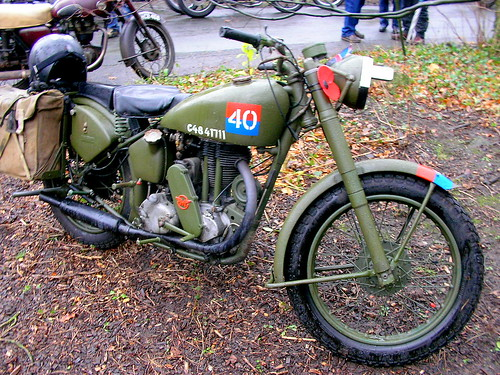 Military Matchless
