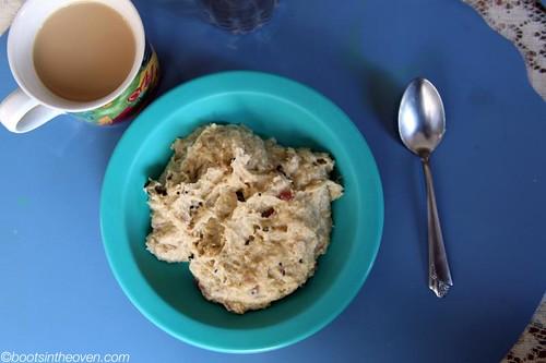 Nilima's special oat upma