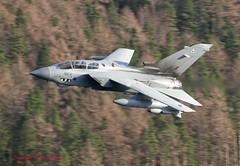 Tornado GR.4 ZD746 11(AC) Sqn 09-01-12