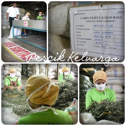 Kunjungan Pabrik Deltomed - Wonogiri, Solo