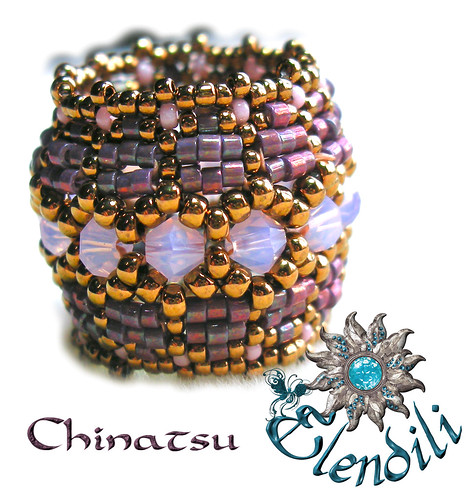 Anillo Chinatsu by **Elendili**