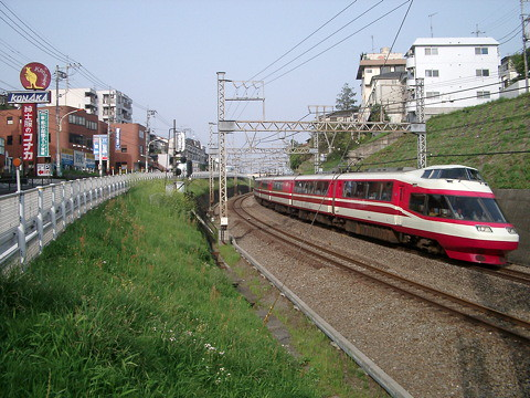 小田急ロマンスカーHiSE10000形・RSE20000形が引退