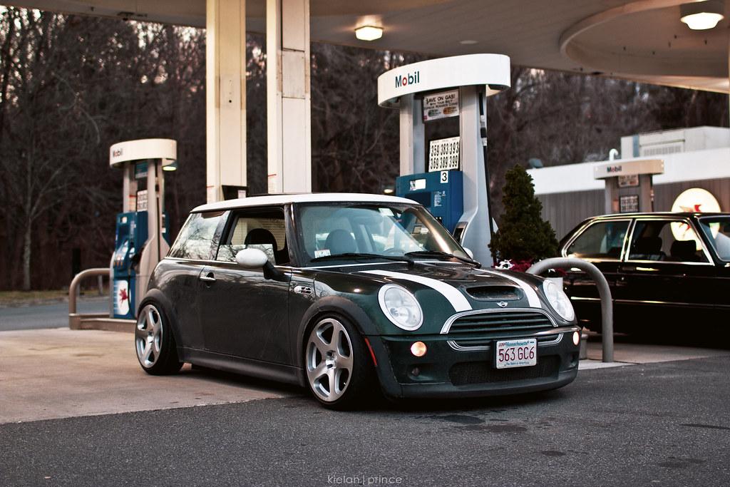 04 Mini Cooper S Feeler