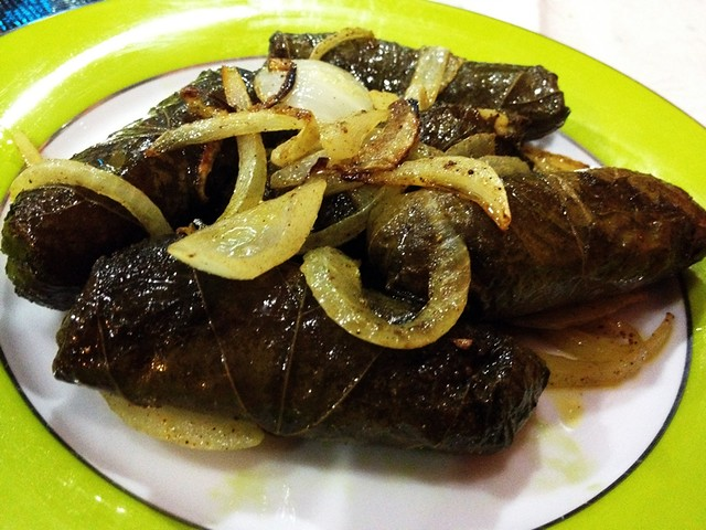 Stuffed Dolma Leaves