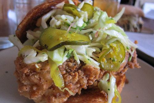 Son of a Gun: Fried Chicken Sandwich