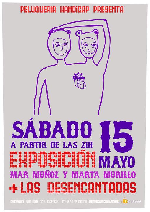Expo. Mar Muñoz, Marta Murillo