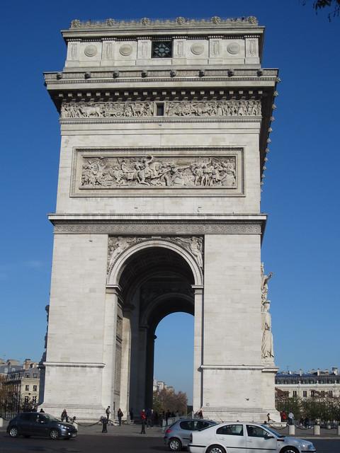 Mode Arc de Triomphe Paris France
