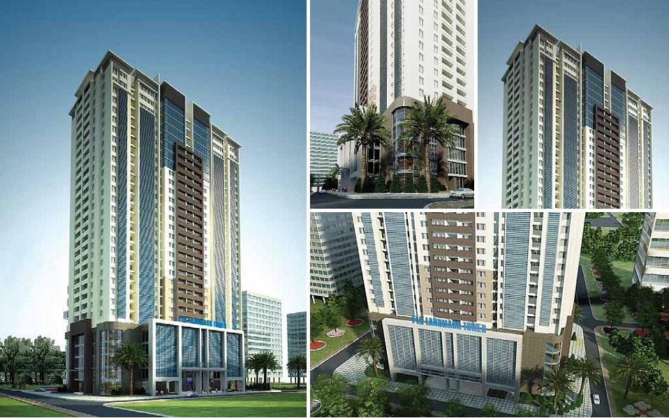Chung cư cao cấp và văn phòng cho thuê FLC Landmark Tower 6688332855_0fc8543e4c_b