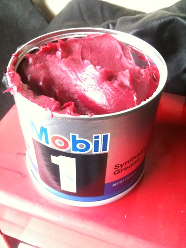 Mobil 1 Synthetic Grease >> Best Chain Lube/Cleaning Routine
