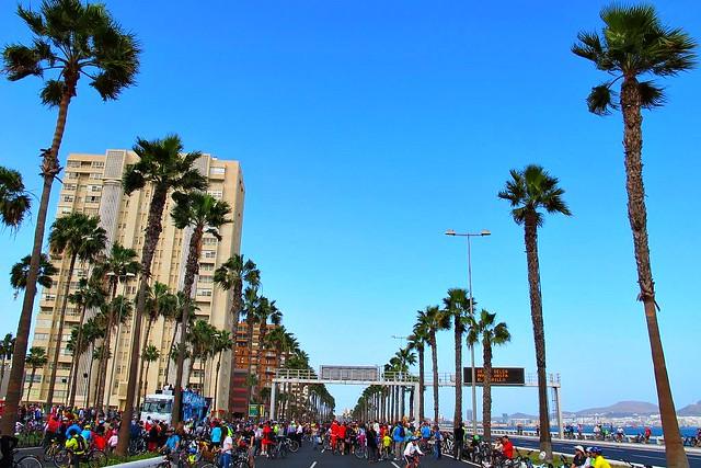 Fotos 2ª Gran Fiesta de la Bicicleta Las Palmas de Gran Canaria