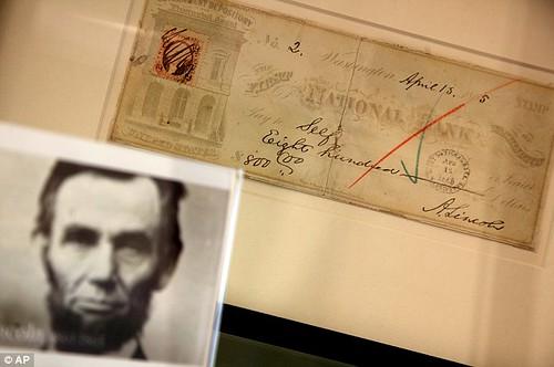 Lincoln check