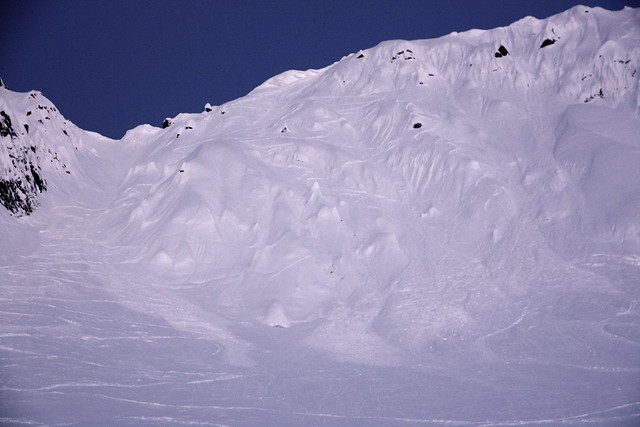 alaska skiing