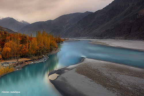 Khaplu Valley.