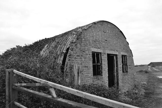Ww2 Nissen Hut Flickr Photo Sharing