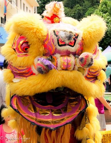 Kota Kinabalu - CNY-Dragon Dance